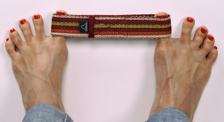 Yoga belt photo 3