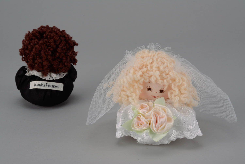 Couple of Wedding Toys Angels photo 4