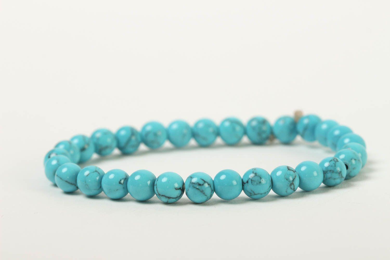 Stylish handmade beaded bracelet gemstone bracelet fashion trends for girls photo 4