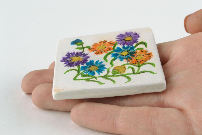 Souvenir fridge magnet photo 4