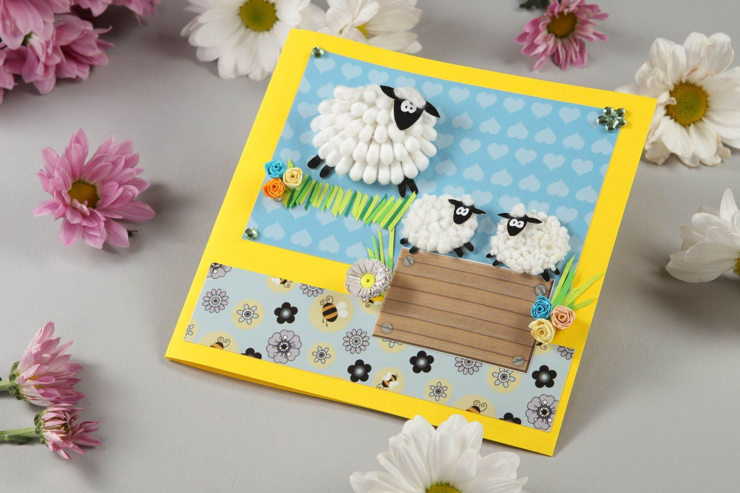 Madeheart Beautiful Handmade Greeting Card Scrapbooking Ideas