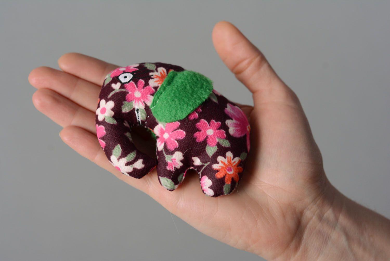 Textile toy Elephant photo 4