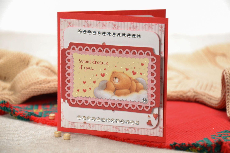 Valentine's Day greeting card photo 1