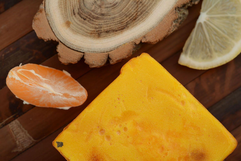 Banana soap photo 2