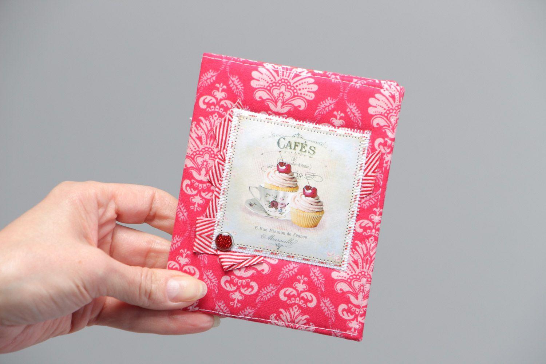 Обложка на паспорт ручной работы для девушки девушки на работе по веб камере