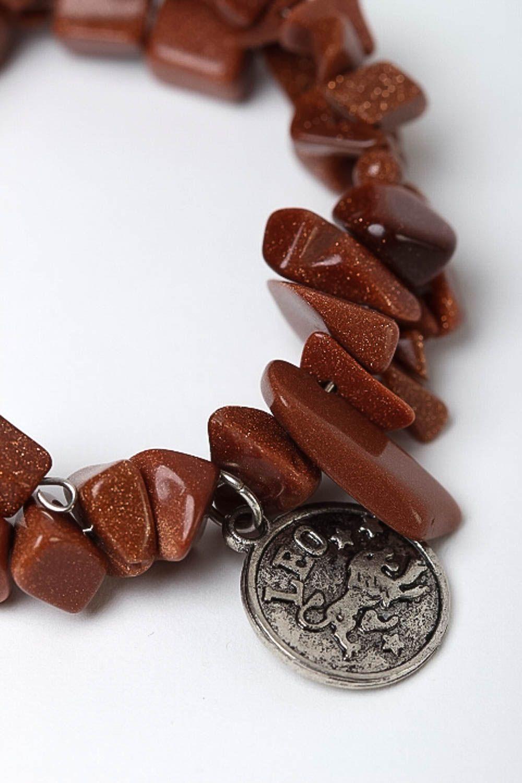 Handcrafted jewelry designer bracelet wrist bracelet gemstone jewelry photo 4