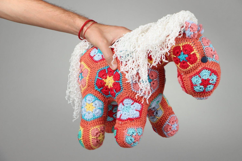 Crochet Horse photo 4