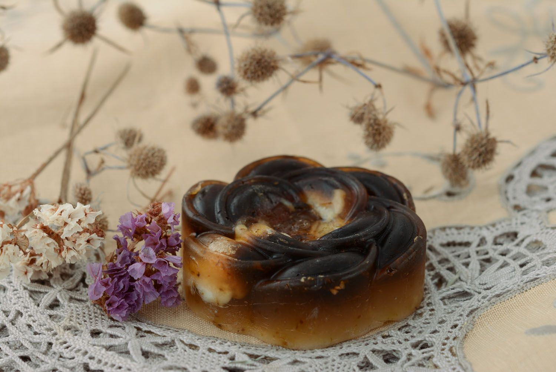 Useful soap with green tea photo 4