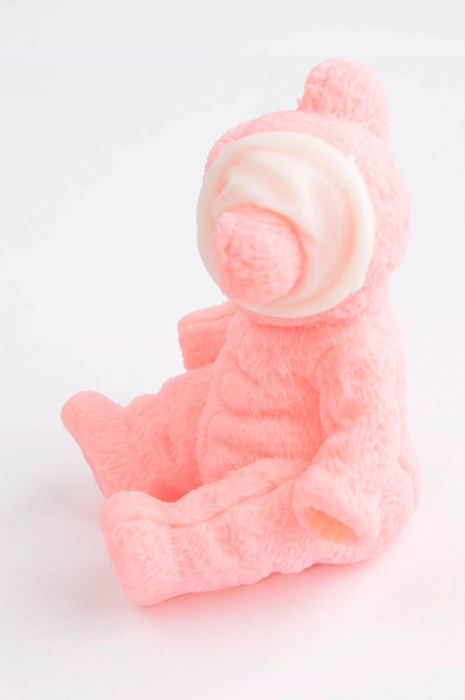 Handmade unusual hand soap colorful cute soap natural cute bath cosmetics photo 4