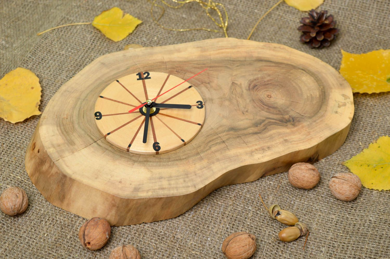 MADEHEART > Handmade clock for wall decor ideas unusual wall clock ...