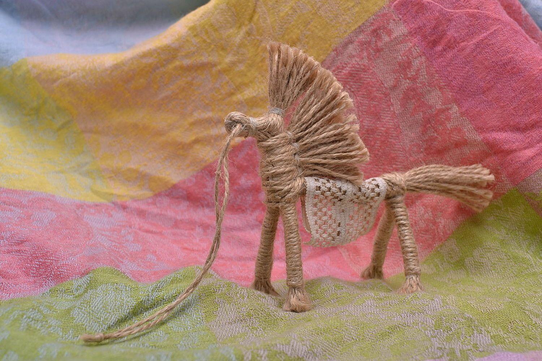 Slavic amulet Sun horse photo 5