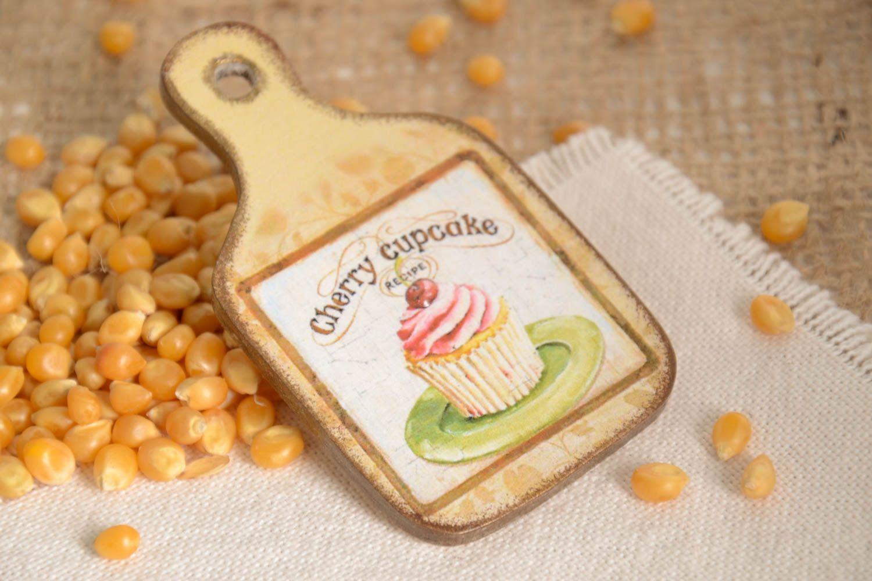 Handmade fridge magnet souvenir magnet kitchen design decorative use only photo 1