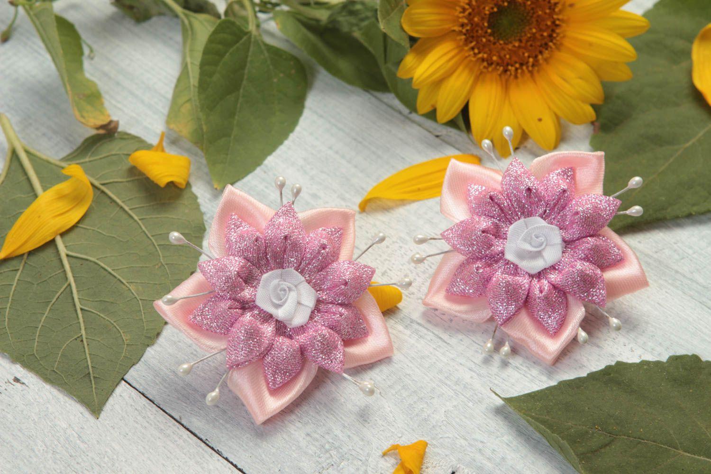 los accesorios infantiles Gomas para el pelo hechas a mano accesorios para niñas regalo original ,