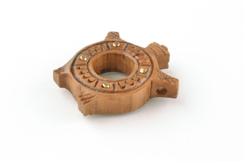 Ethnic pendant in the shape of jug photo 3