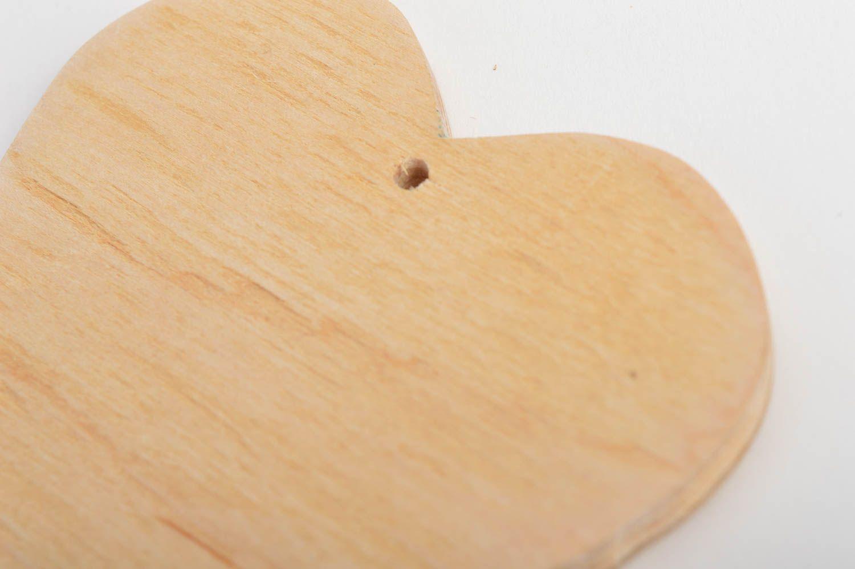 madeheart petit coeur en bois d corer ou peindre fait. Black Bedroom Furniture Sets. Home Design Ideas