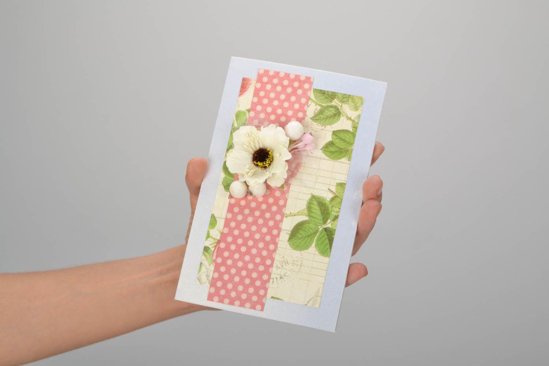 Разработка и дизайн открытки