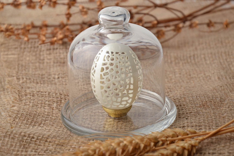Madeheart oeuf avec gravure fait main original ajour for Oeuf de poule conservation
