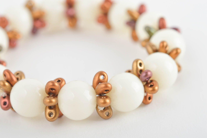 Wrist bracelet handmade jewellery bead bracelet fashion accessories gift for her photo 4