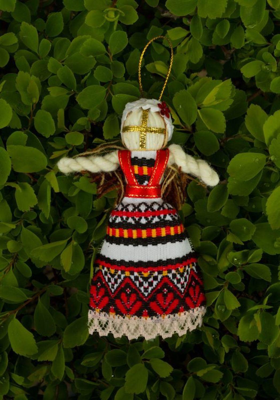 Motanka doll with an eyelet photo 2