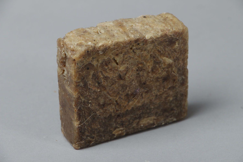 Homemade soap-shampoo photo 1