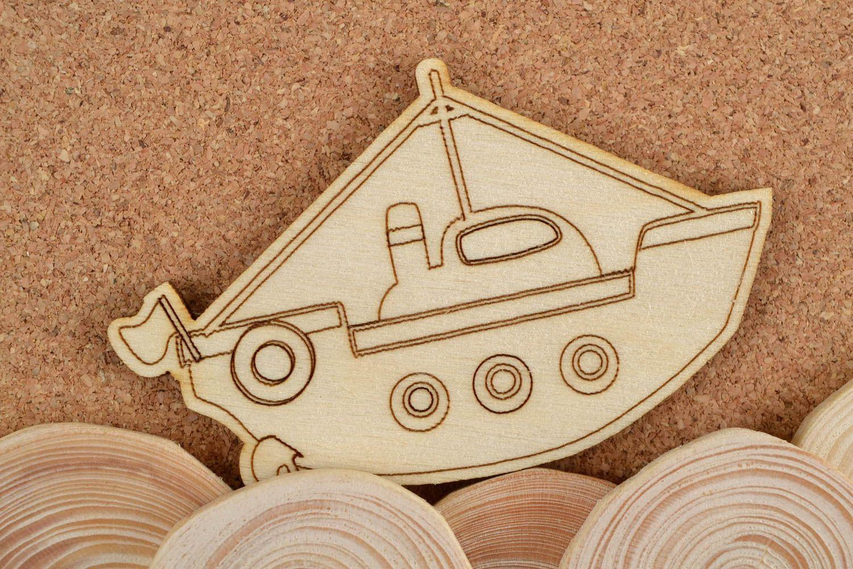 Madeheart figura para pintar pieza de madera para - Madera para manualidades ...