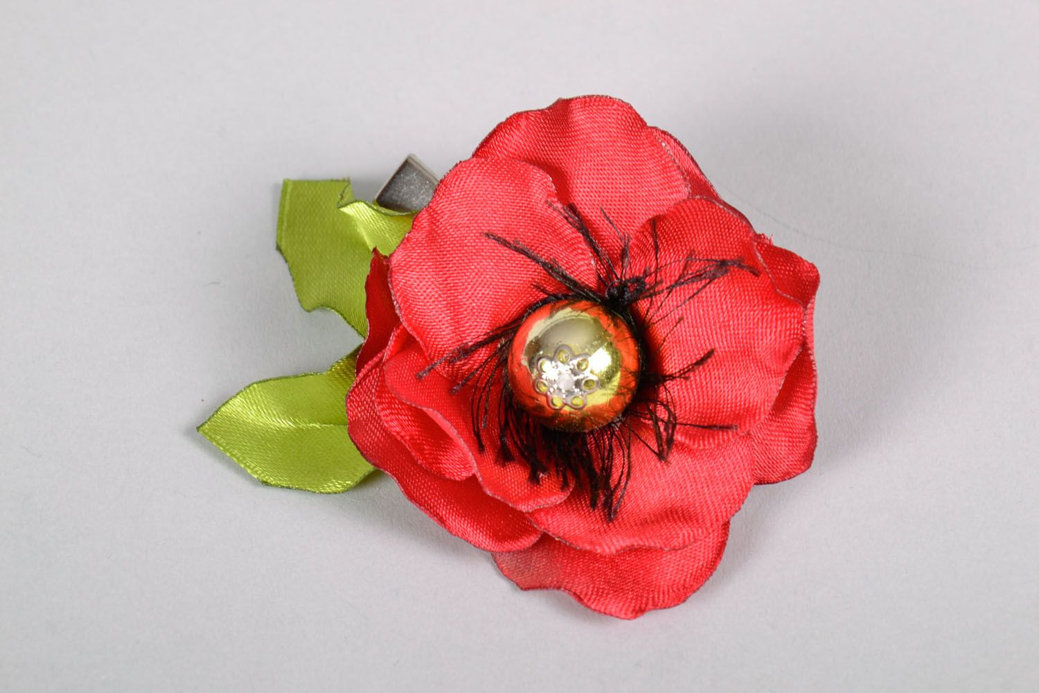 Hair clip Poppy photo 3