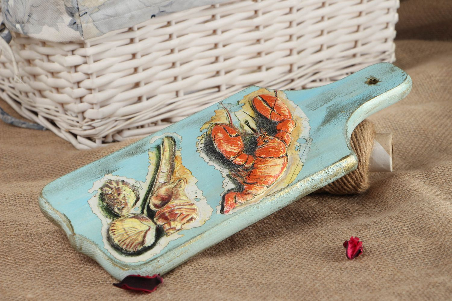 wall decoration Decorative wall chopping board panel - MADEheart.com