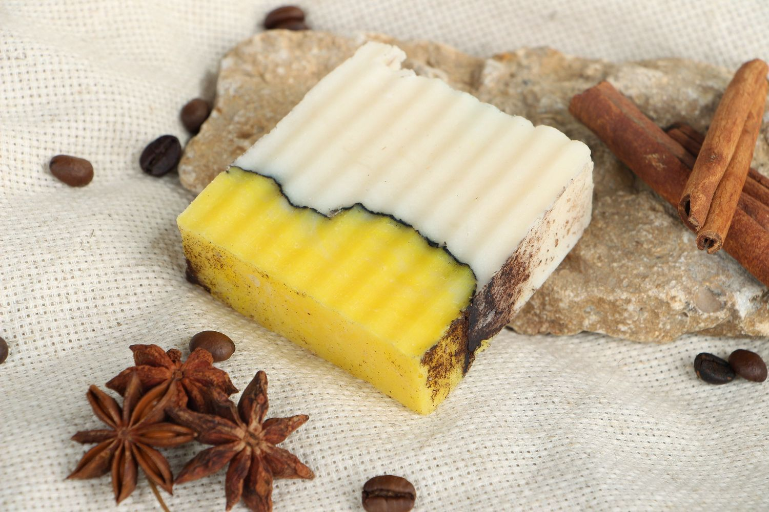 Soap with natural oils photo 5