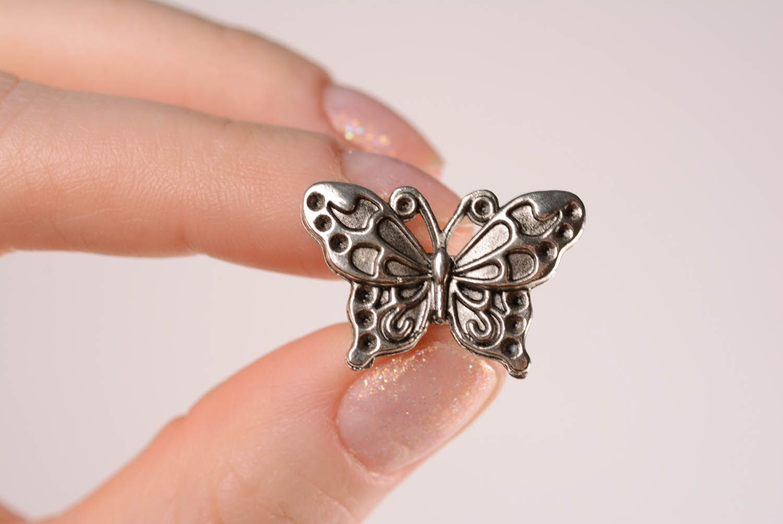 Cuff earring Butterfly photo 3