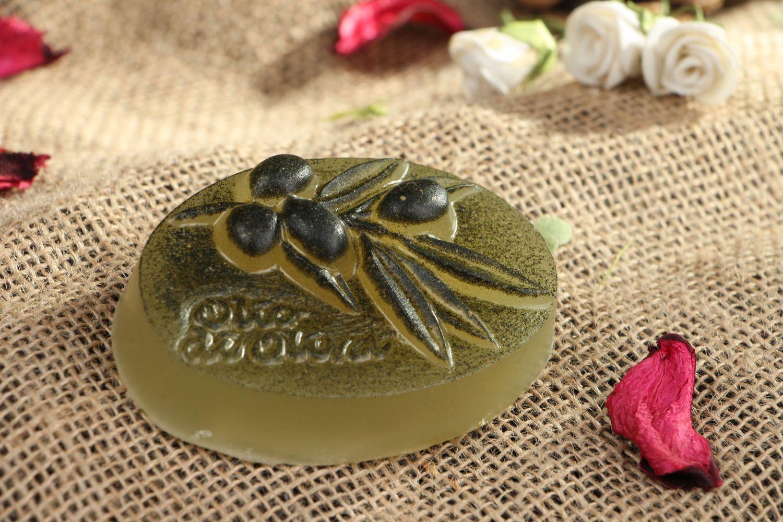 Natural soap Olive photo 5