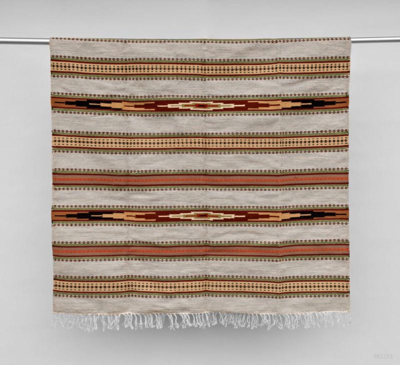 Homespun wool carpet photo 1