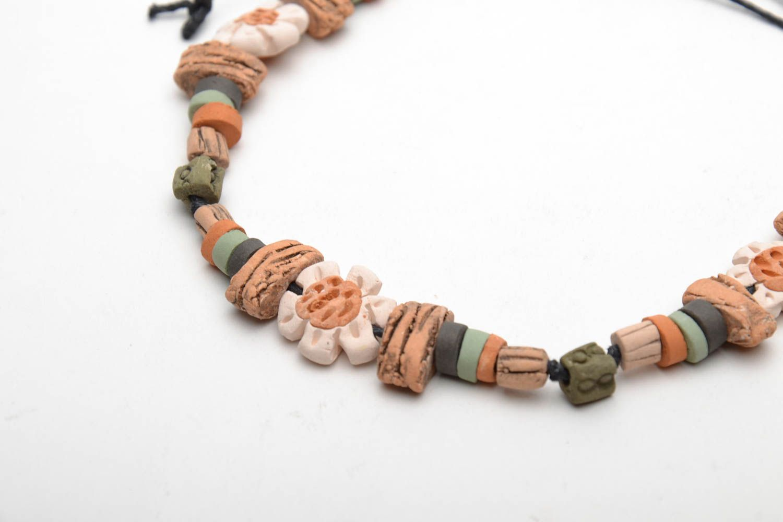 Ceramic bracelet photo 5