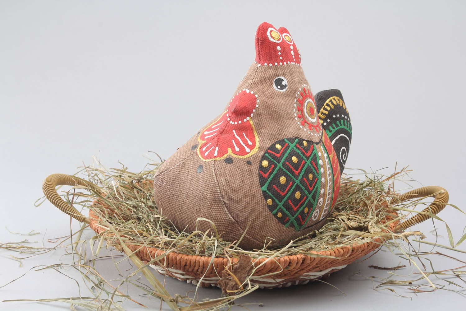 Soft toy Rooster photo 1