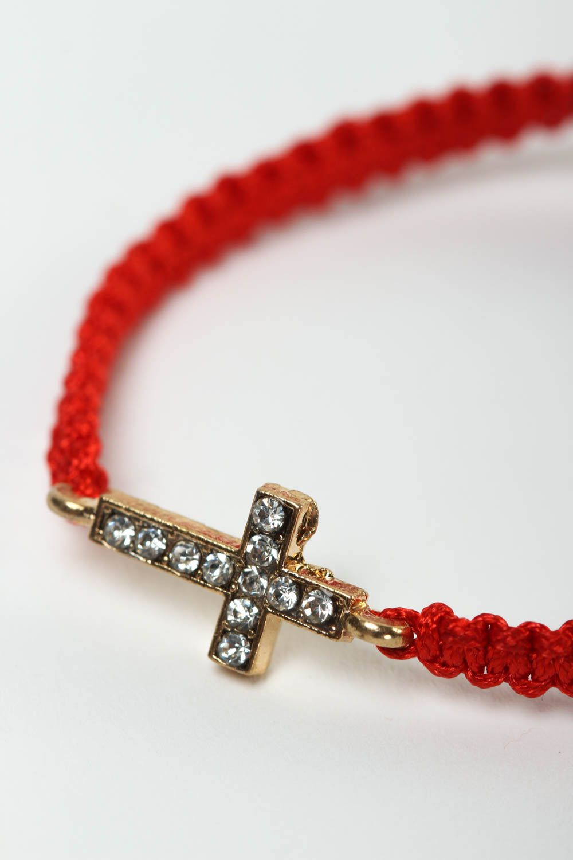 MADEHEART Beautiful handmade textile bracelet friendship bracelet