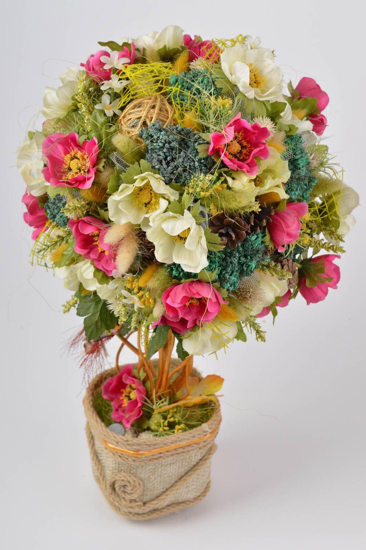 Designer topiary handmade tree table decor housewarming gift decorative use only photo 4