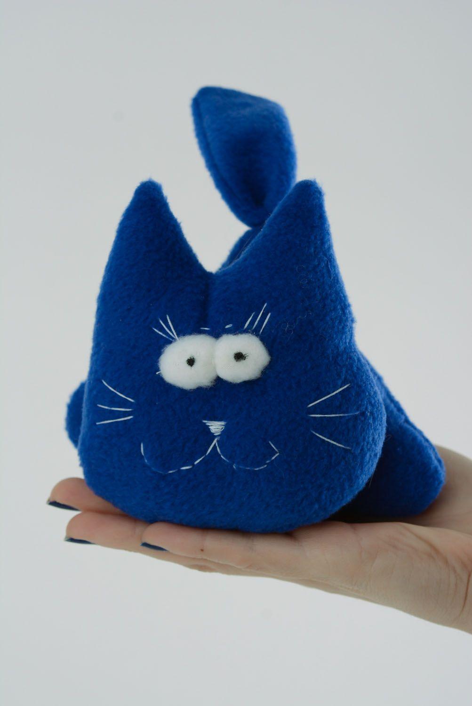 Soft fleece toy Kittie photo 4