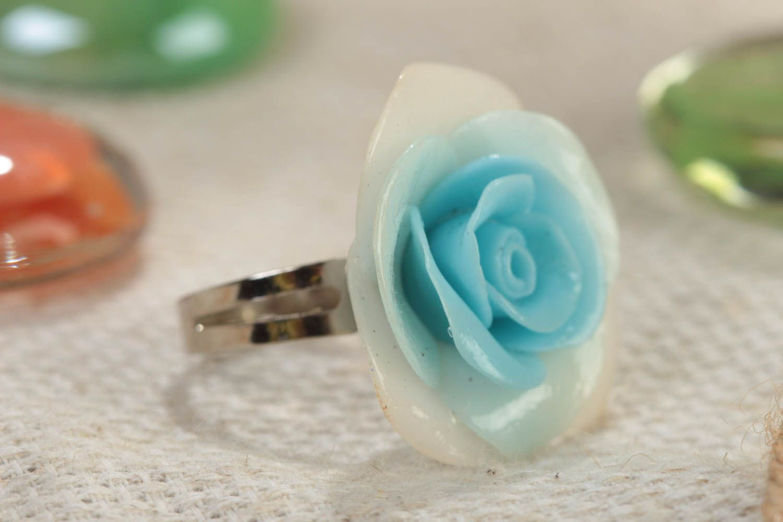 Как сделать кольцо полимерная глина