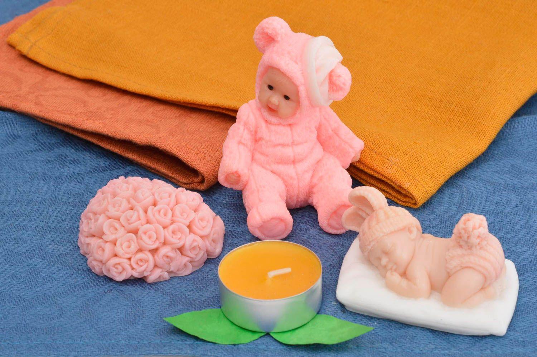 Decorative soap bath decor homemade soap natural soap natural cosmetics for girl photo 1