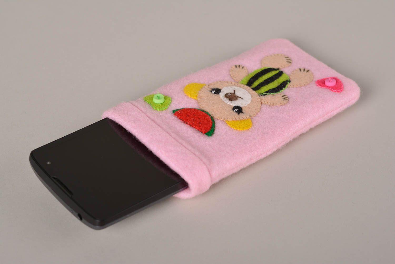 Изготовление чехла для сенсорного мобильного телефона 13