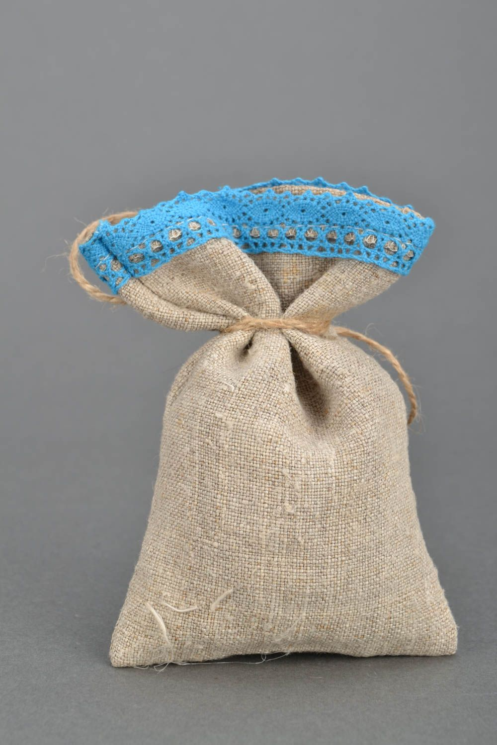Scented linen bag photo 4