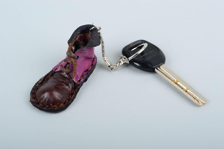 22923e222252 breloques Porte-clé en cuir fait main Porte-clefs pour homme Cadeau original  stylé