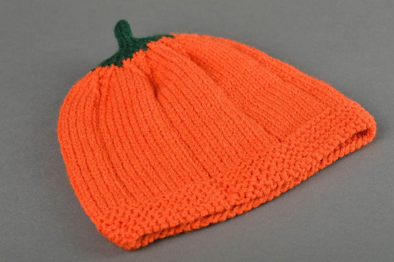 f172805edc4 Handmade girls hat crochet hats for babies funny hats presents for children  - MADEheart.com