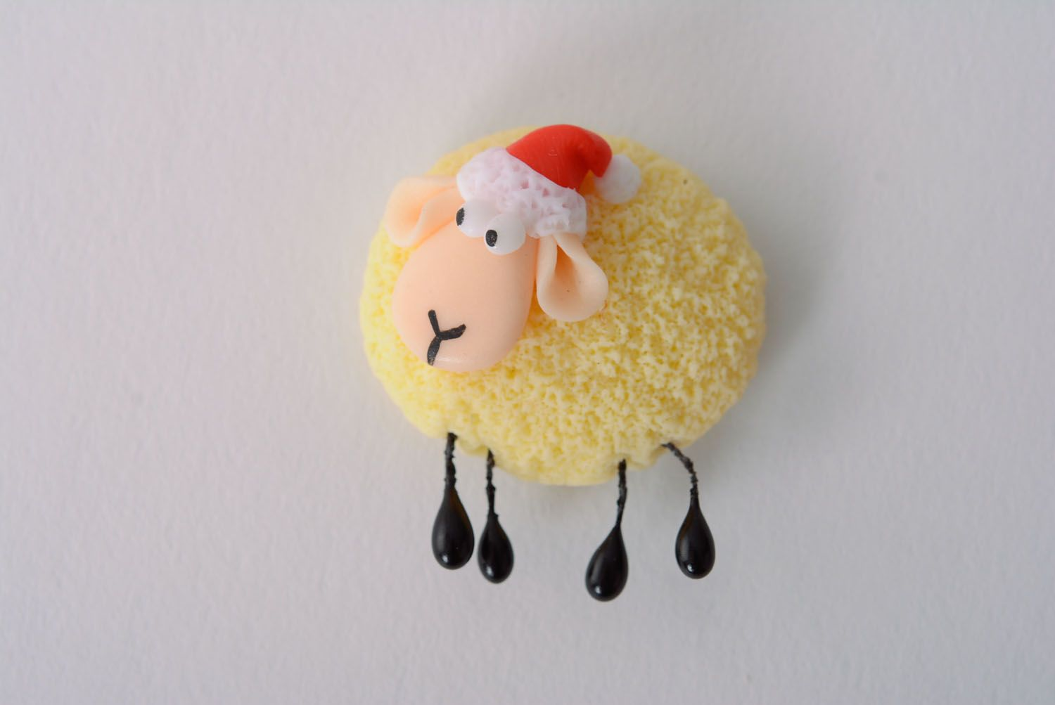 Fridge magnet Lamb photo 1
