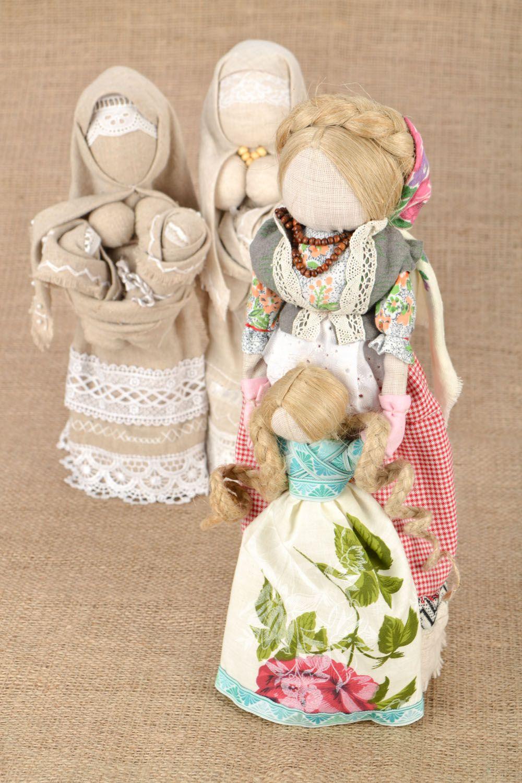Doll motanka Leading for Life photo 1