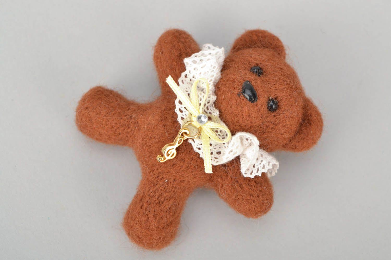 Soft brooch Little Bear photo 4
