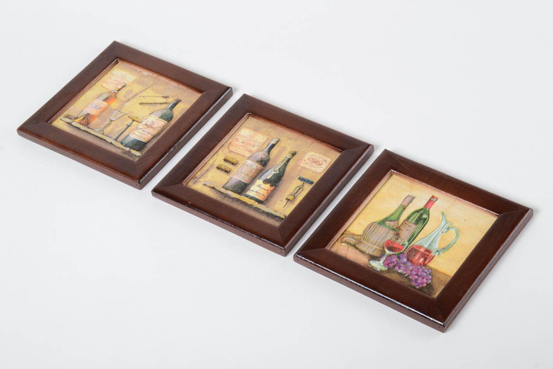 decoracin de paredes cuadros de pared hechos a mano elementos decorativos regalos originales madeheart - Cuadros Originales Hechos A Mano