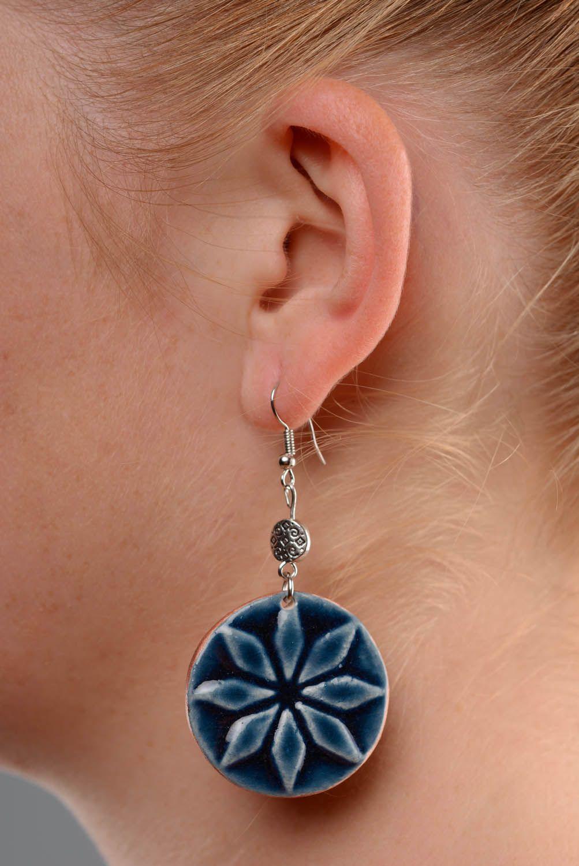 Earrings Female Alatyr photo 5
