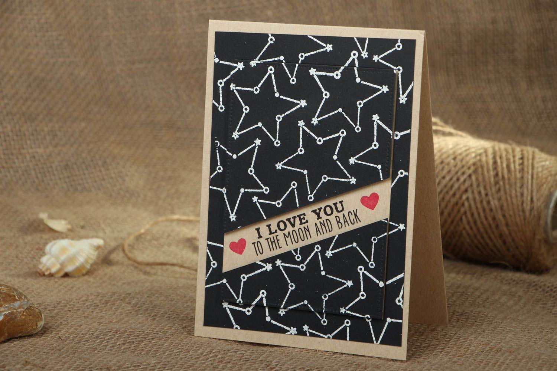Unusual Valentine's Day post card photo 5