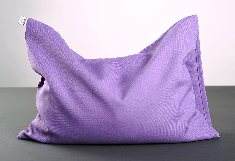 Pillow with buckwheat husk photo 1