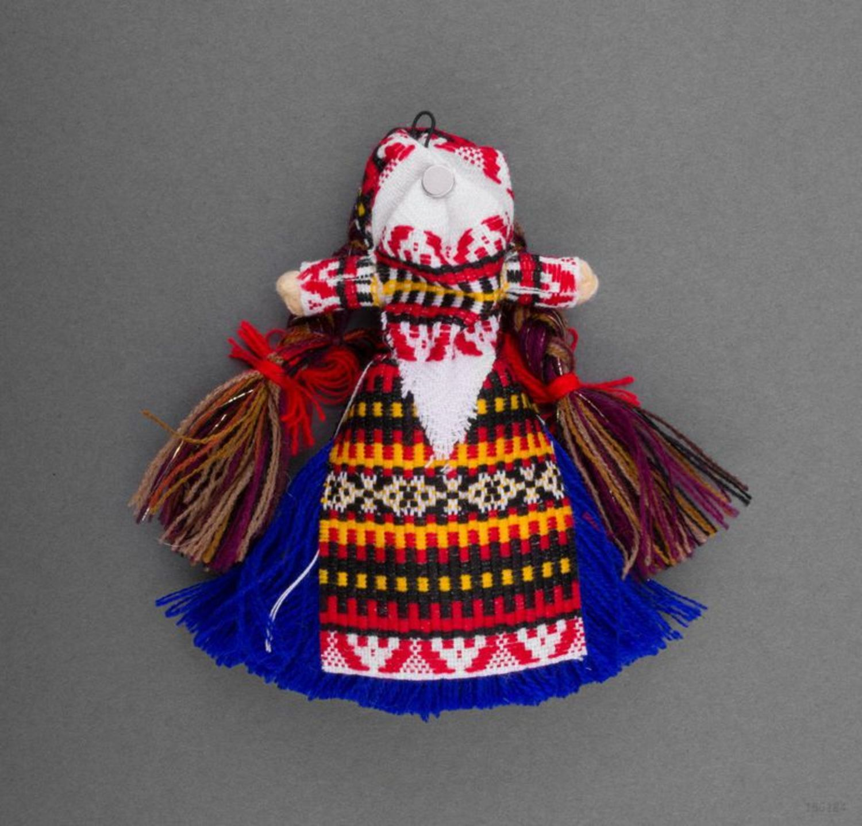Ethnic talisman doll  photo 2